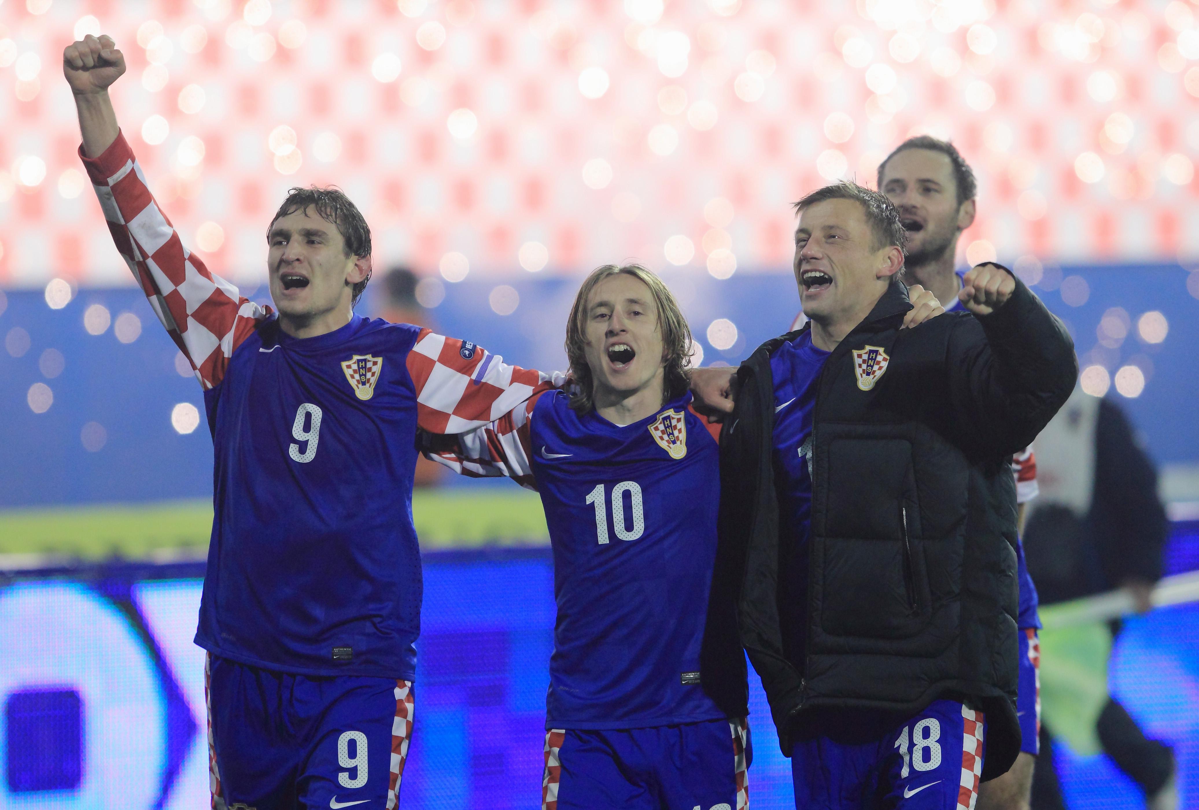 Croacia tiene opciones reales de ser segunda de grupo