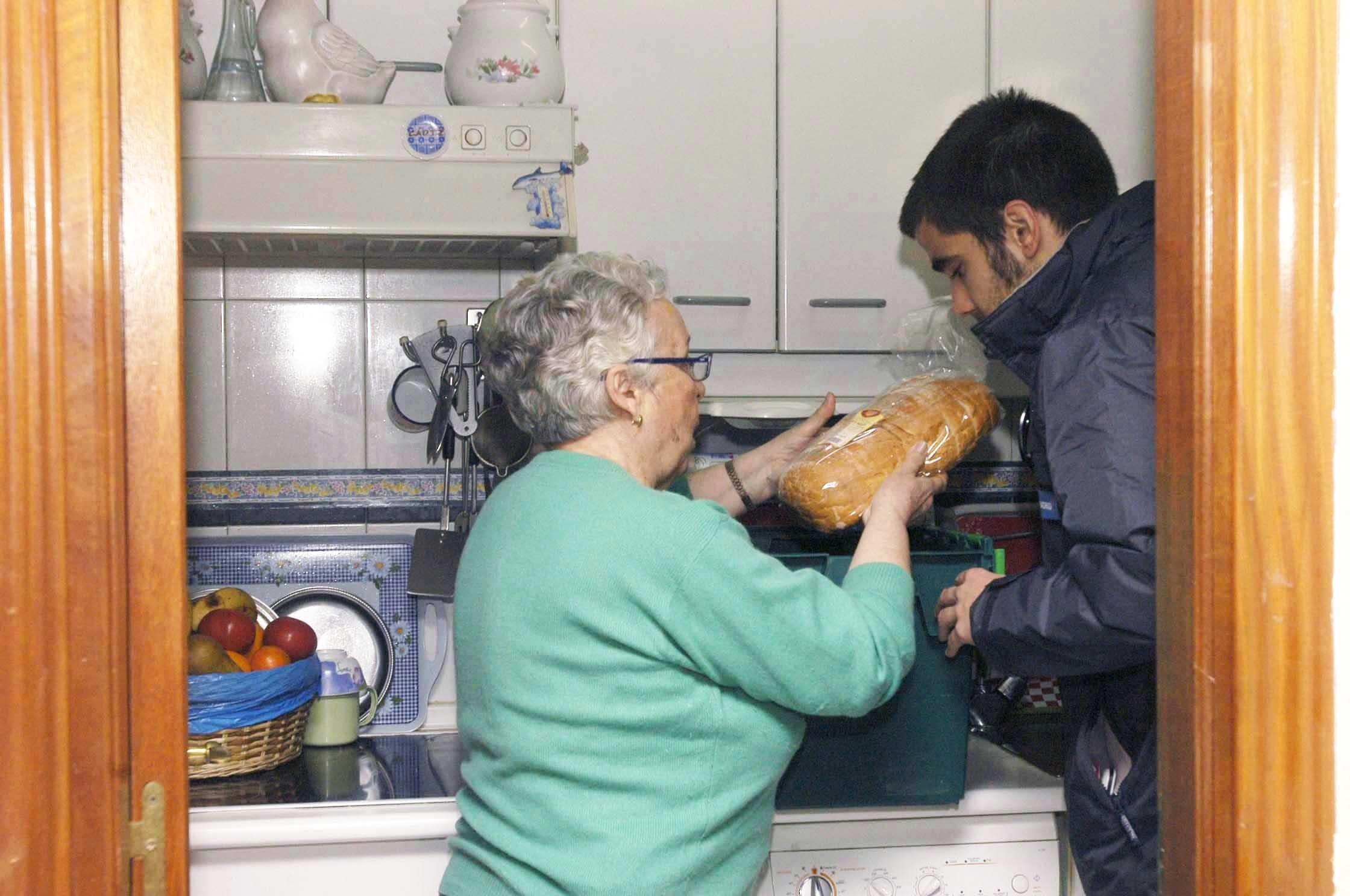 El Ayuntamiento incorpora los menús para celiacos como novedad en el contrato de comidas a domicilio
