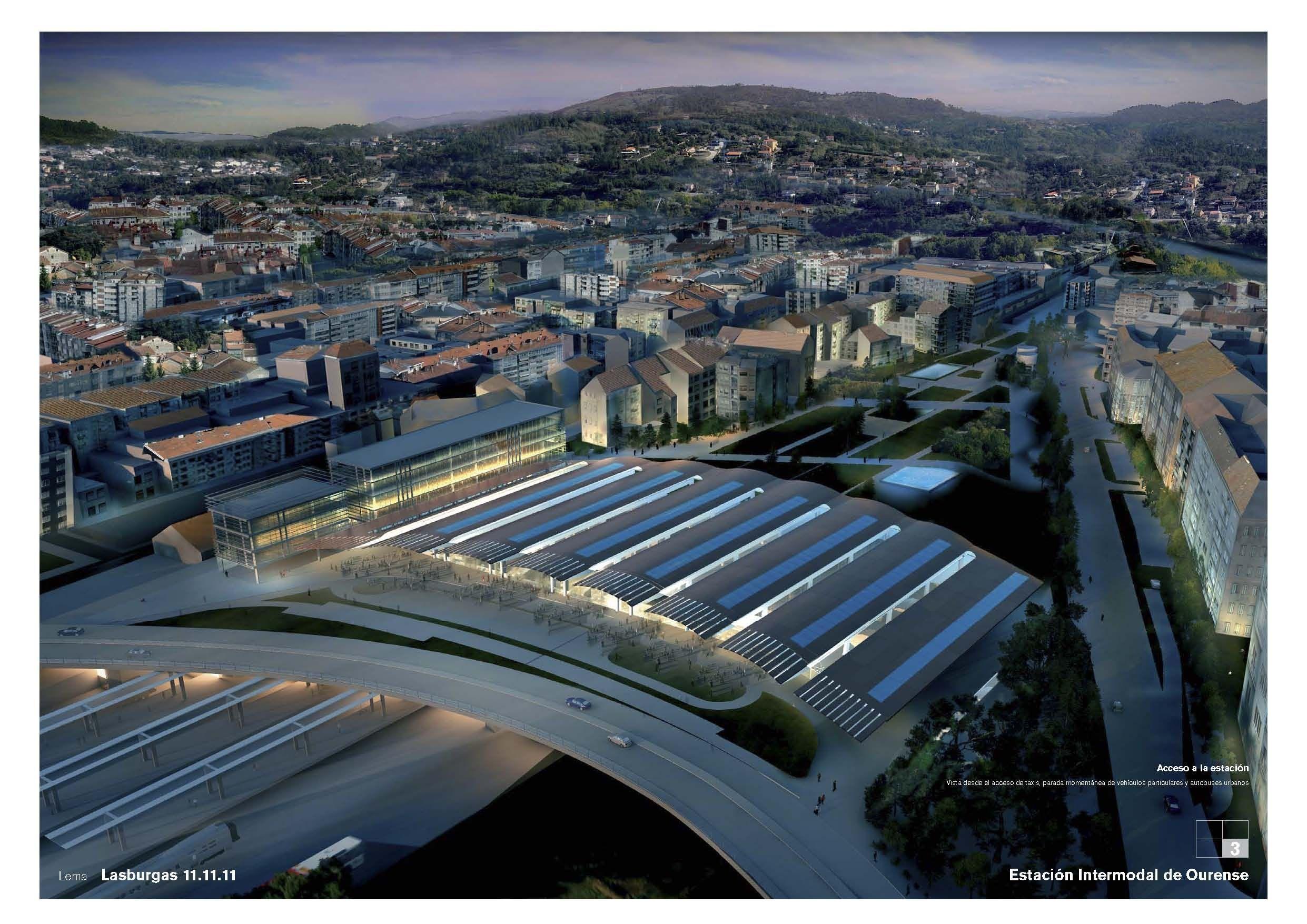 (Ampliación) Norman Foster diseñará la futura estación del AVE de Ourense