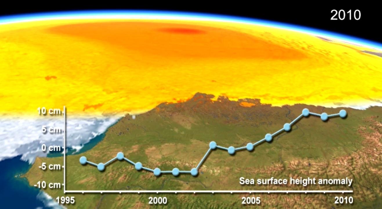 Hallan una gran bolsa de agua dulce en el Ártico que podría enfriar Europa