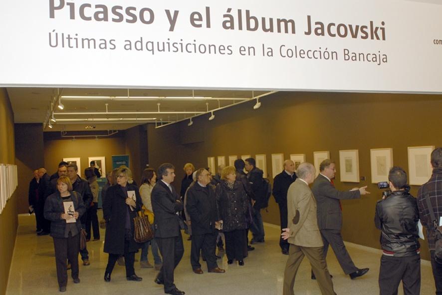 Bancaja presenta en Sagunto (Valencia) la exposición »Picasso y el álbum Jacovski»