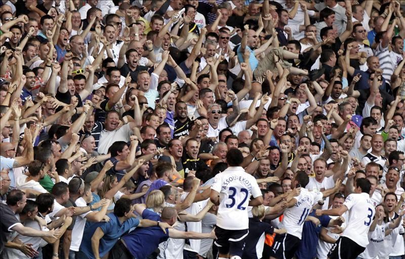 El Tottenham no falla y el Everton doblega al Fulham