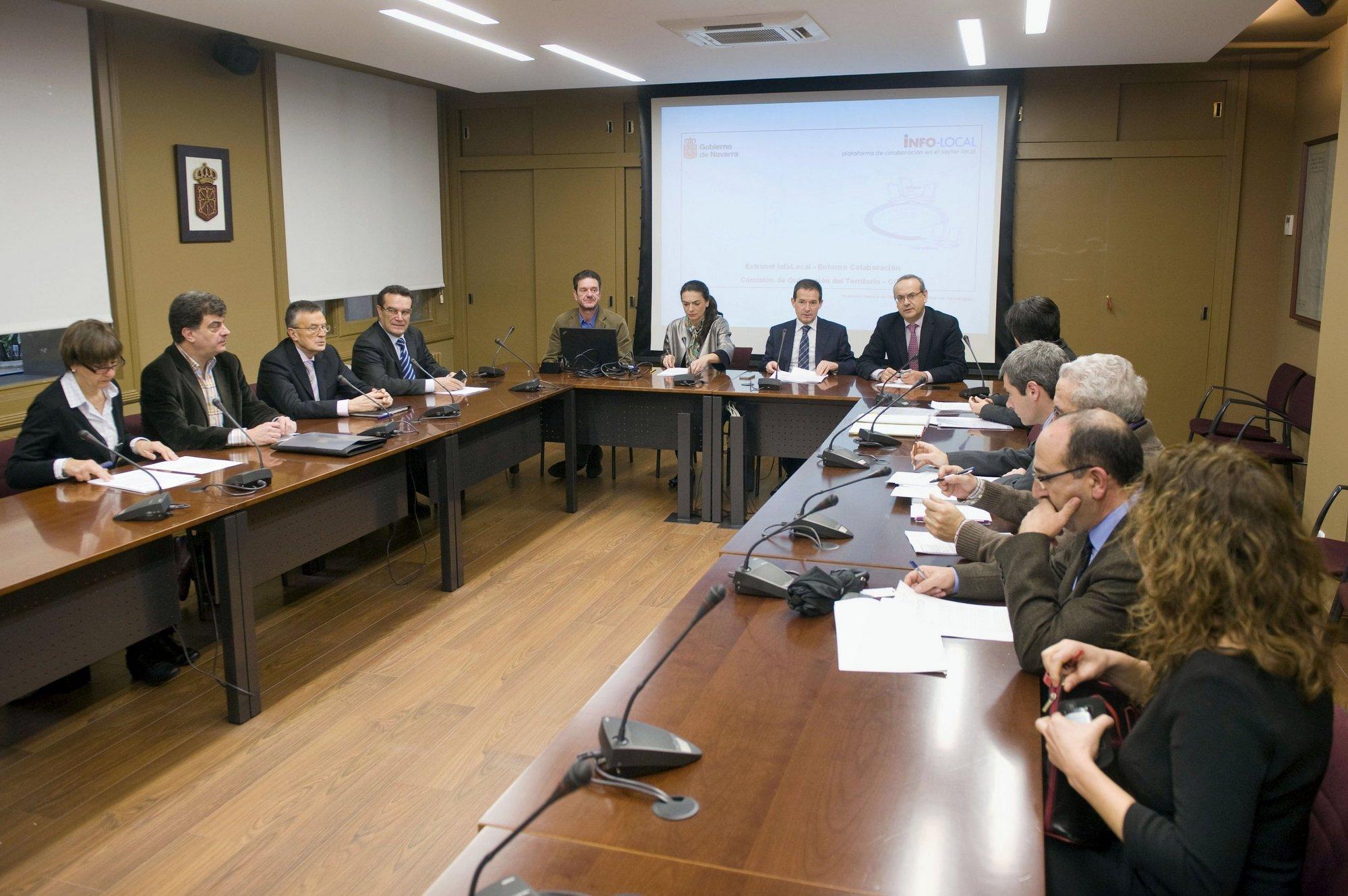 La Comisión de Ordenación del Territorio propone someter de nuevo a información pública el PSIS de Donapea
