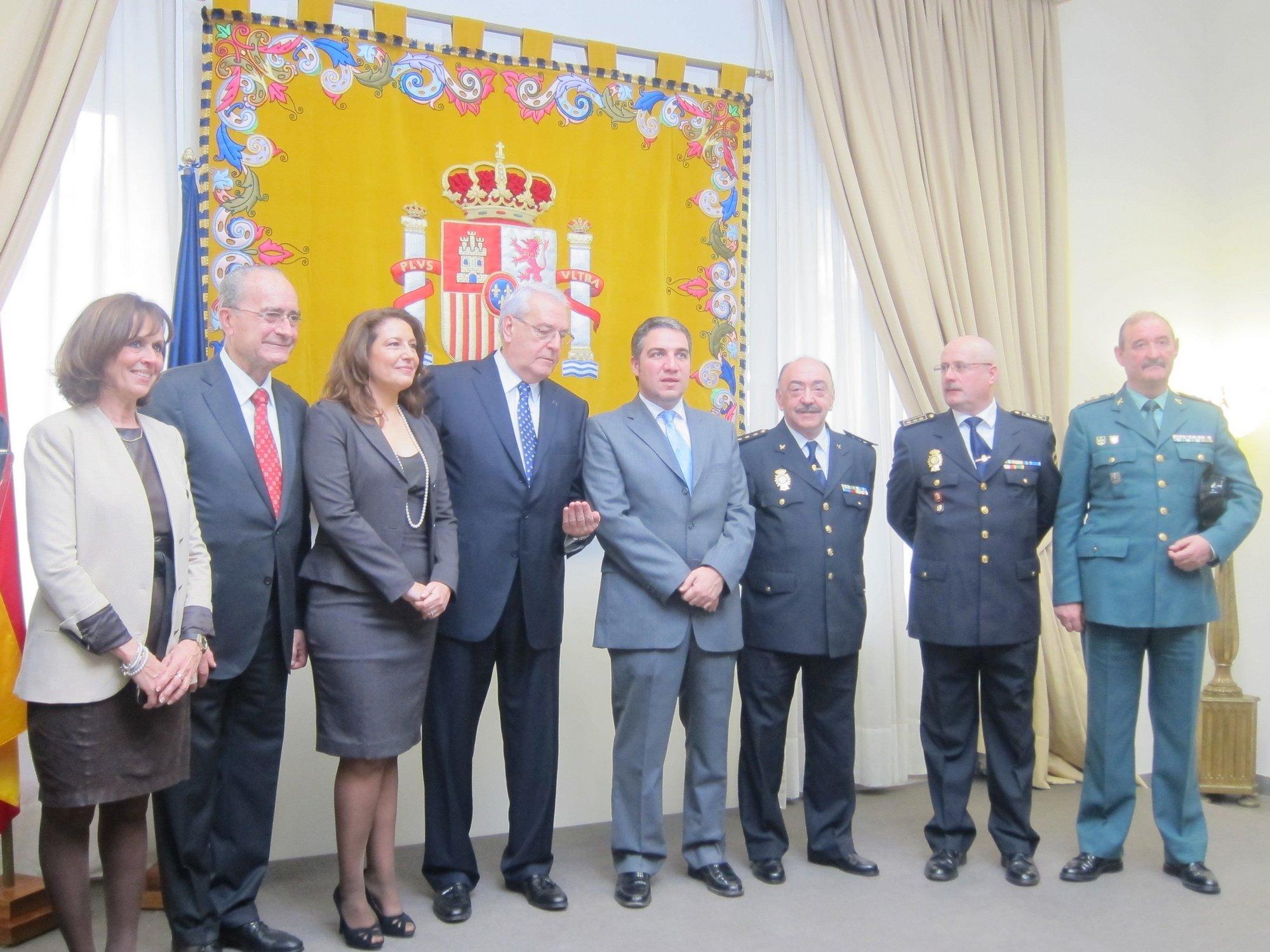 Crespo dice que el tejido empresarial malagueño permitirá la recuperación económica de Andalucía y de España