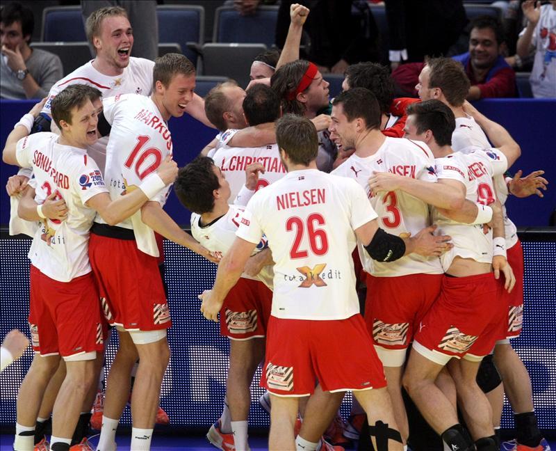 Serbia y Dinamarca buscan la gloria en Belgrado