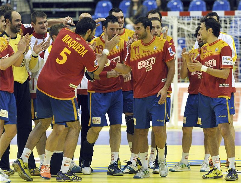 Así vivimos el partido España 24 – 25 Dinamarca