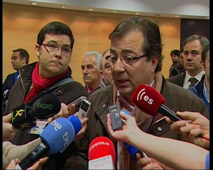 Fernández Vara destaca que una DIA favorable a Refinería Balboa sería «un buen estímulo» para la economía