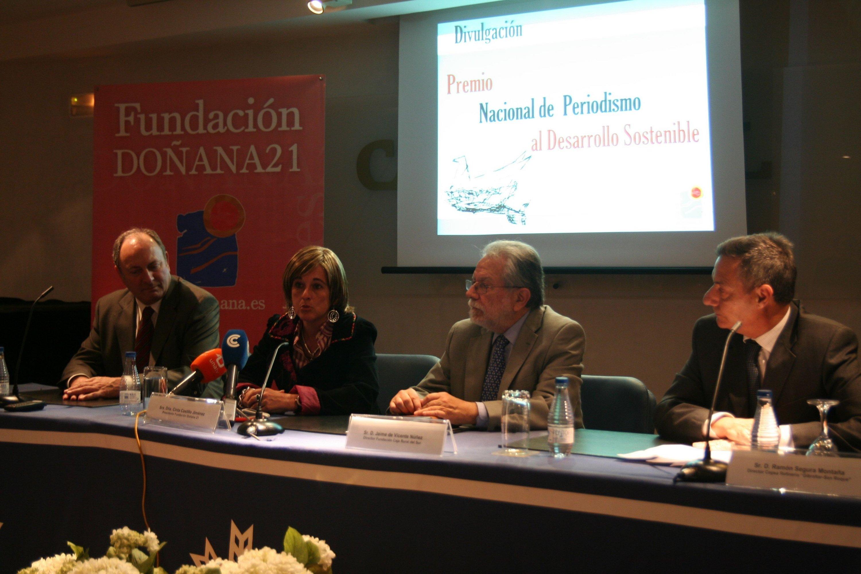 La Fundación Doñana 21 convoca el XIII Premio Nacional de Periodismo al Desarrollo Sostenible
