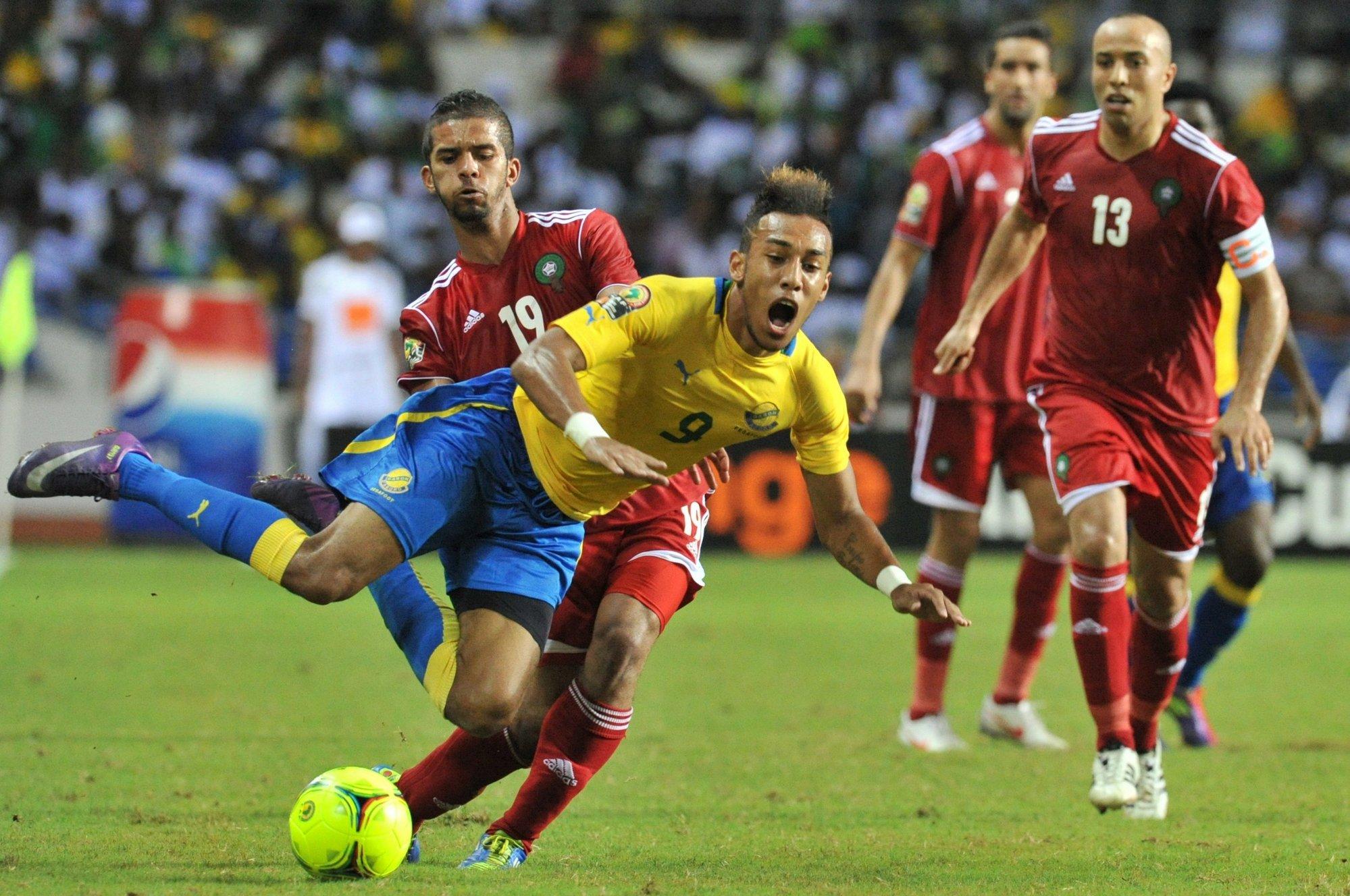 Gabón pasa a cuartos y elimina a Marruecos
