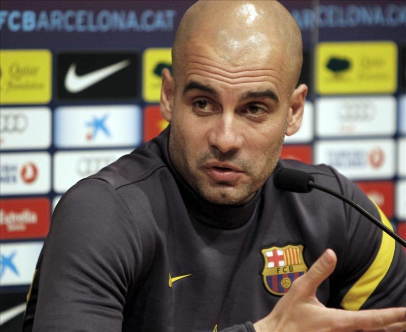 Guardiola: «Los que estamos en las semifinales somos nosotros»