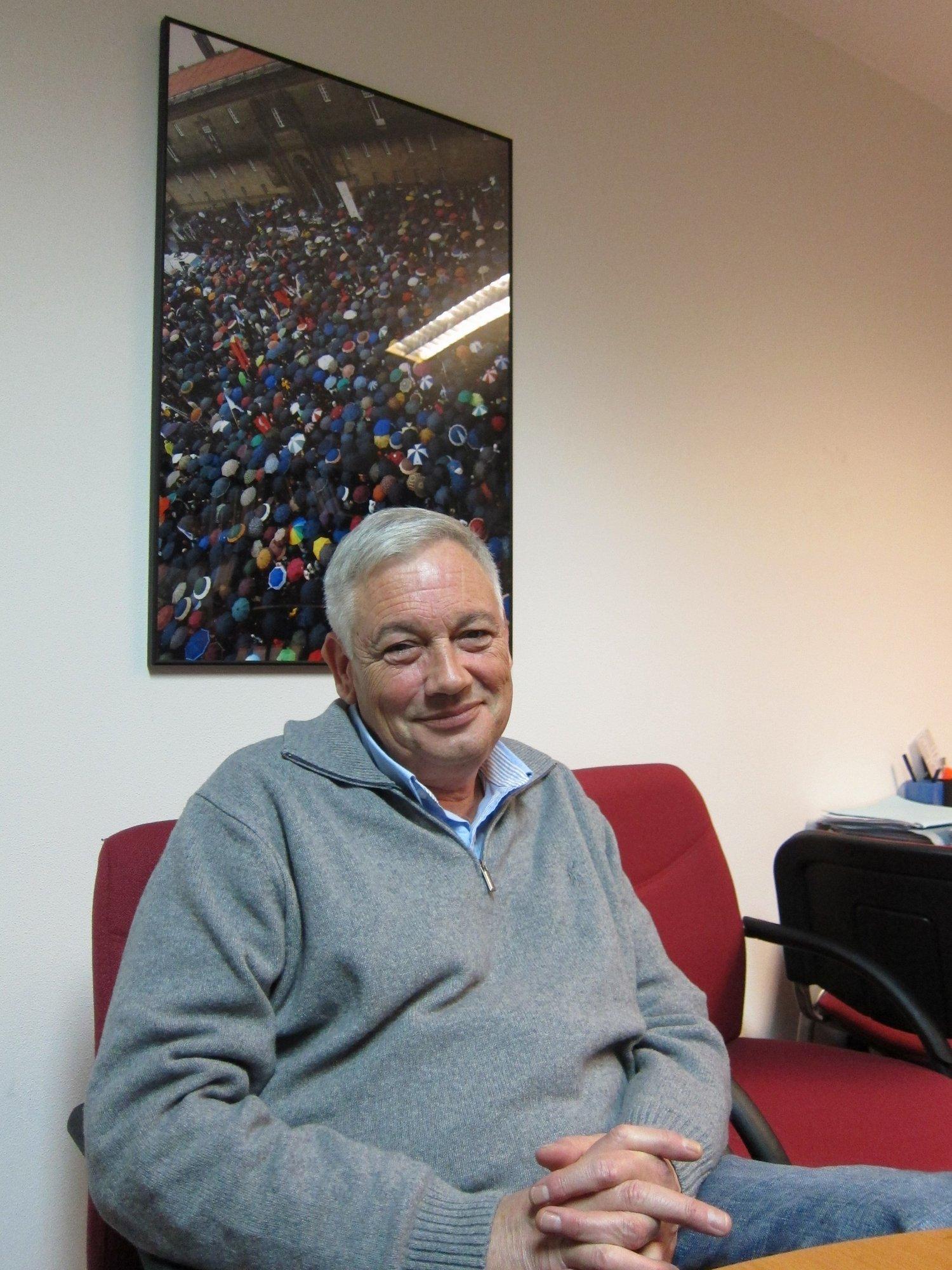 Guillerme Vázquez, sobre la asamblea del BNG: «De no producirse acuerdo antes de concluir, tiene que producirse después»