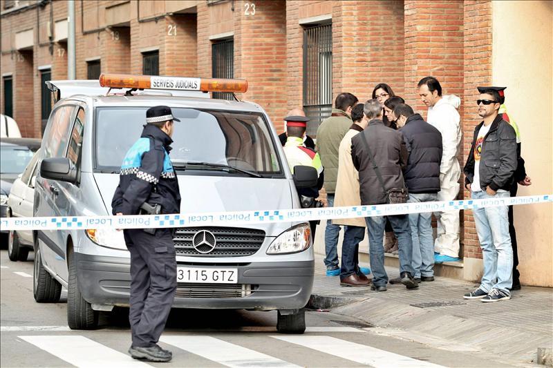Hallan una mujer asesinada de forma violenta en Granollers (Barcelona)