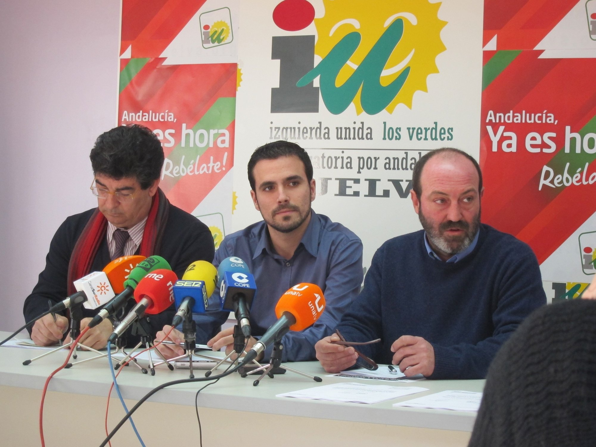 IU pedirá en el Congreso una reunión con Arias Cañete para conocer su posición sobre el oleoducto