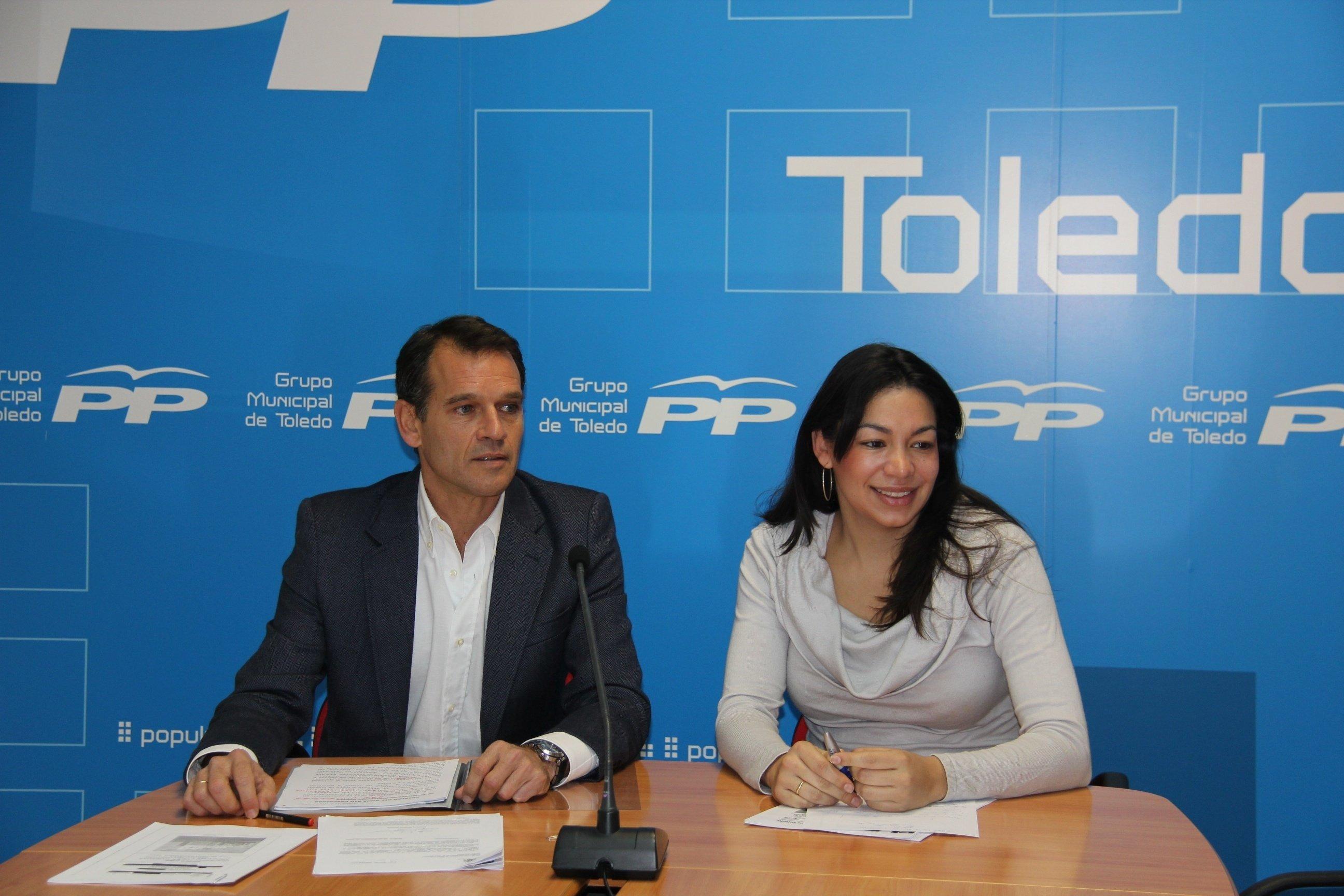 PP ve «vergonzosa» la actitud de Page y recuerda que el PSOE ha sido «incapaz» de construir el H. de Toledo