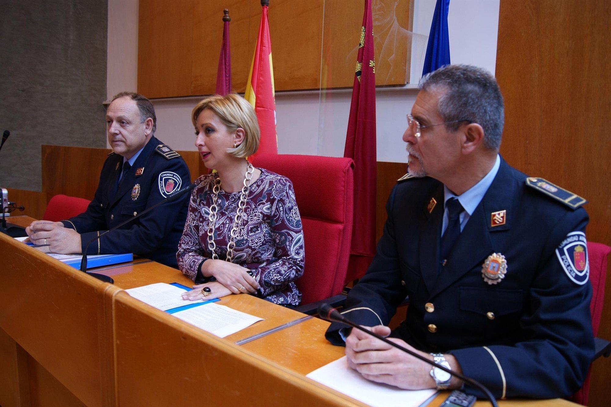 La Policía Local de Lorca realiza 5.834 actuaciones con motivo de los seísmos