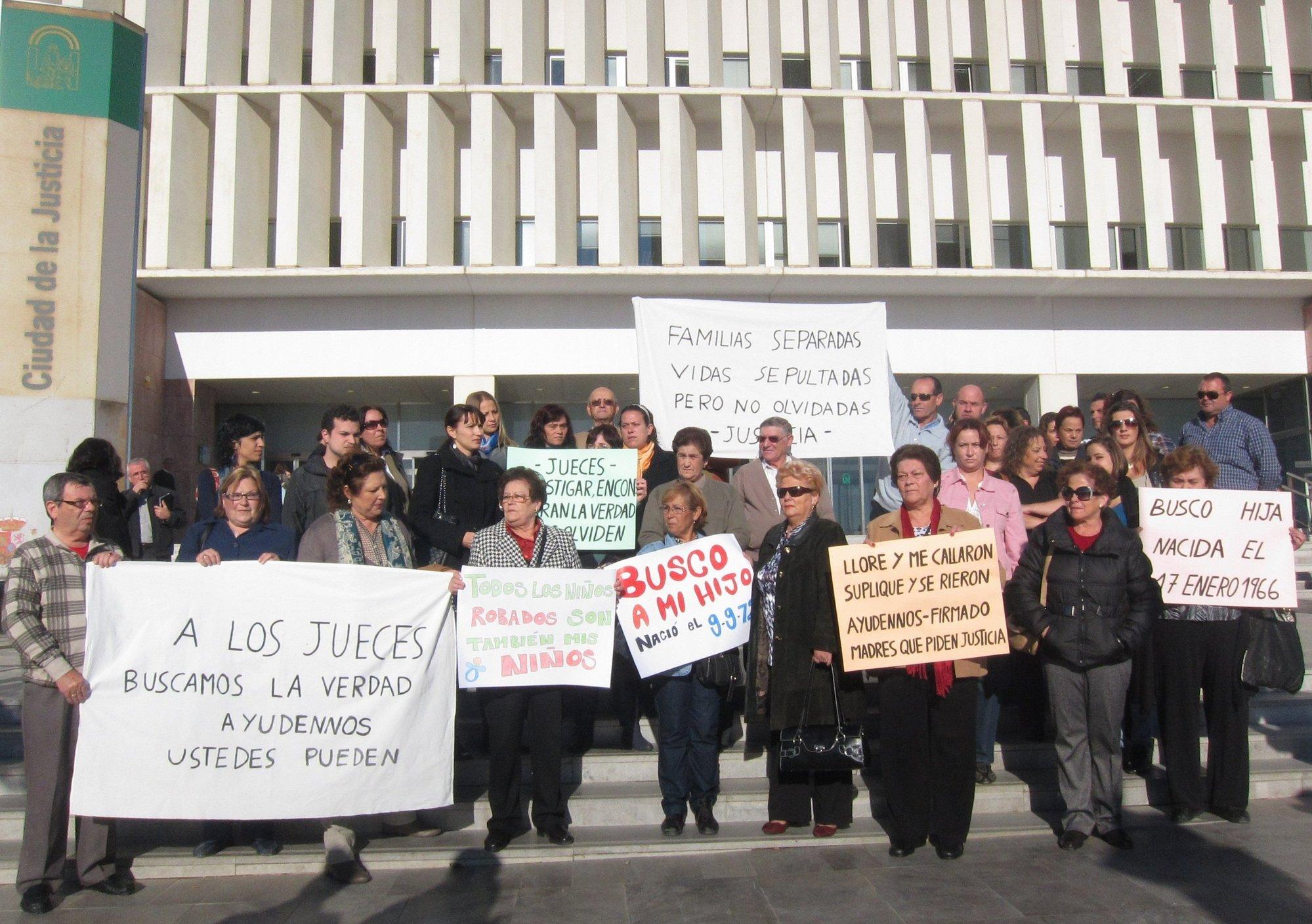 La Rioja ha archivado 7 denuncias sobre bebés robados