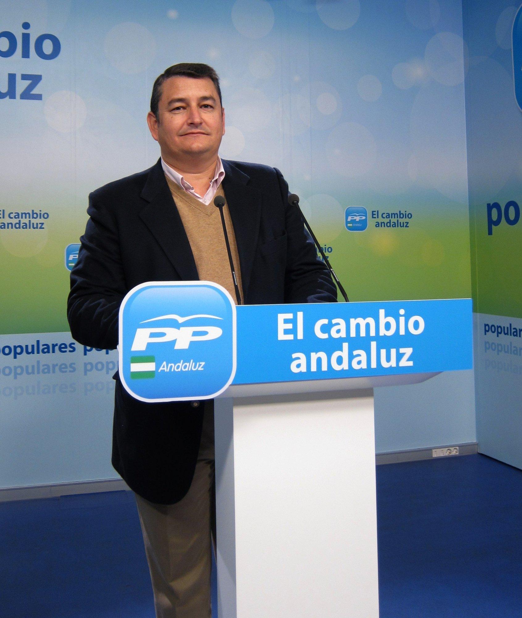 Sanz (PP-A) cree que el foro de diálogo sobre Gibraltar ha sido «un fracaso»