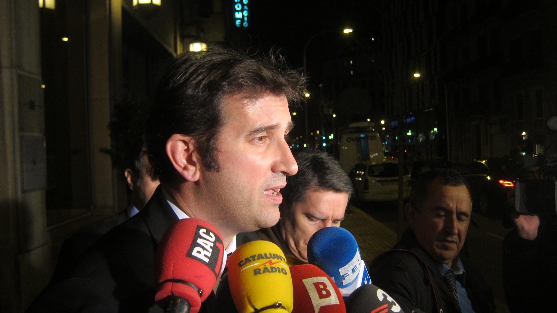Soriano (Spanair): «Lo más prudente y seguro era cesar operaciones»