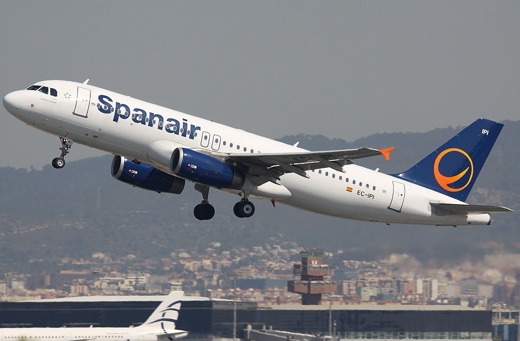 El cierre de Spanair afecta a unos 110 trabajadores de la aerolínea en Palma