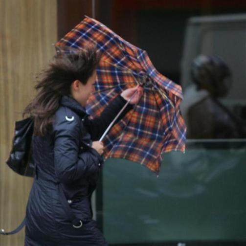 Alerta amarilla por vientos y temperaturas mínimas en Aragón