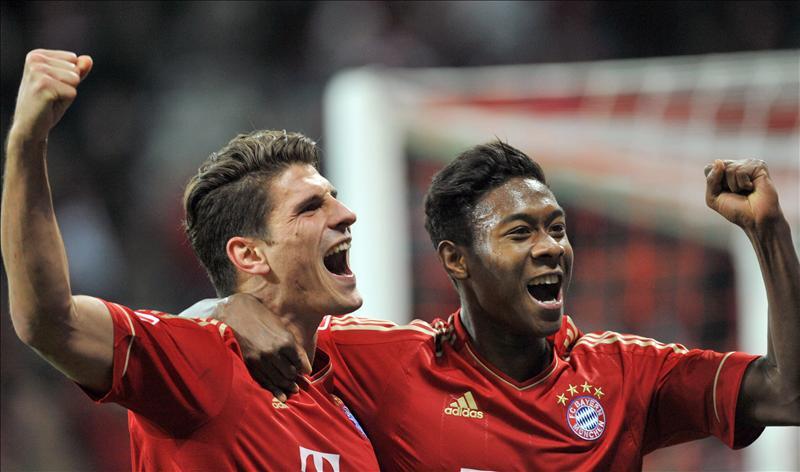 El Bayern y el Dortmund ganan sus partidos y siguen en lo alto de la tabla