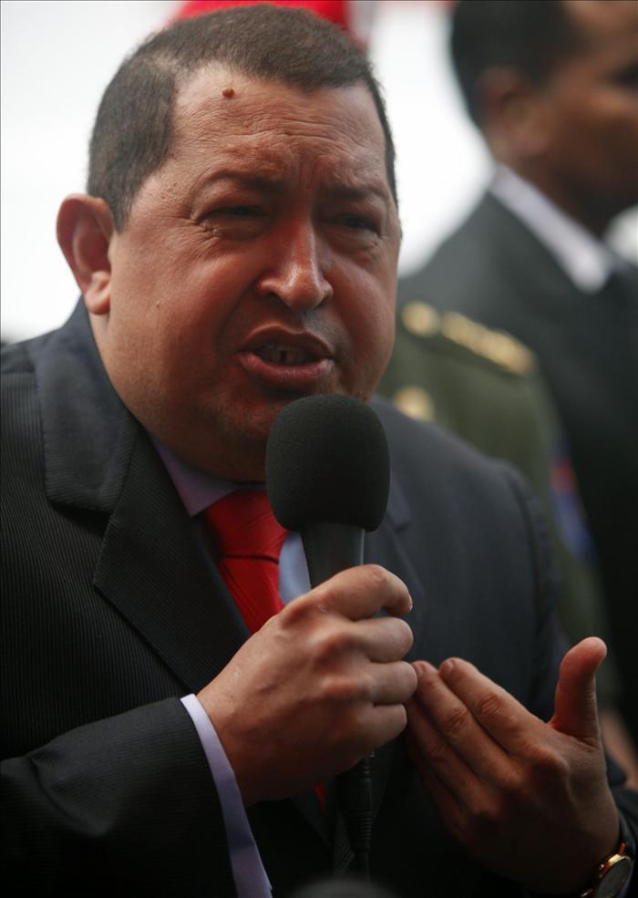 Chávez asegura que está «más vivo que nunca» aunque se especule sobre su salud