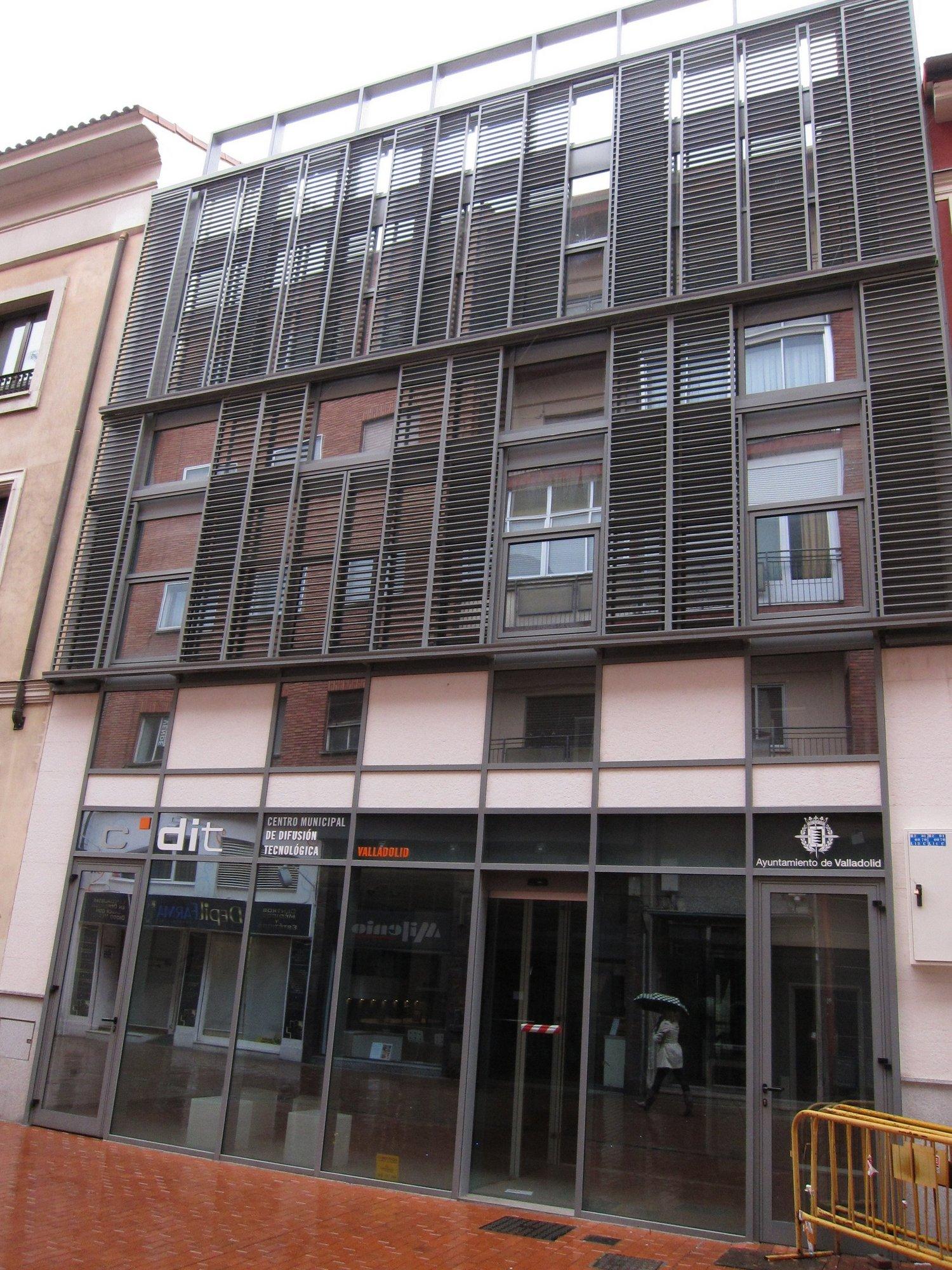 El Espacio Digital de Enrique IV, en Valladolid, continúa cerrado al público diez meses después de su inauguración