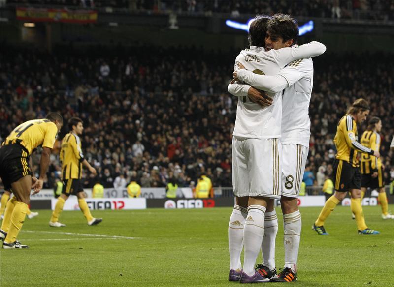 3-1. Granero guía al líder a la remontada del Madrid ante el colista