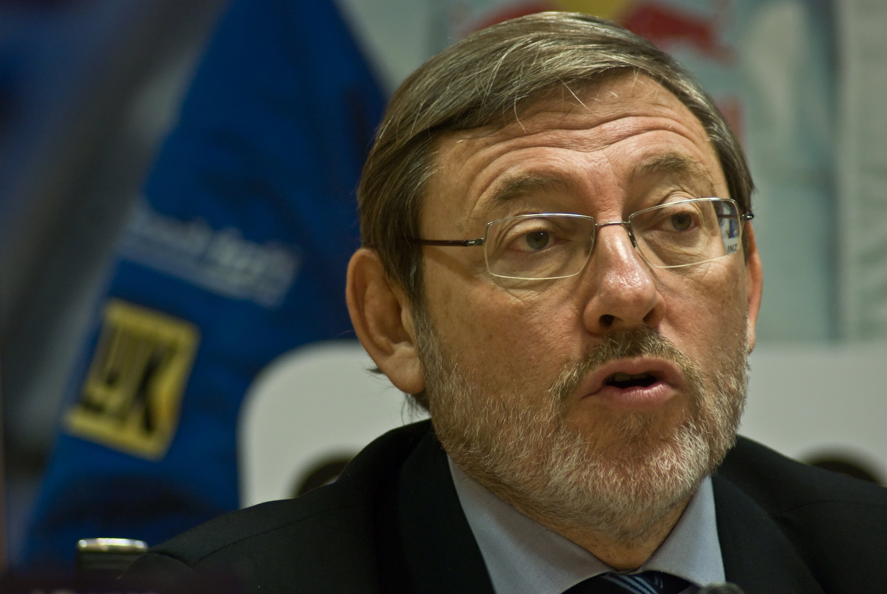 Lissavetzky espera que «pase todo muy rápido» para que una nueva dirección «empiece a trabajar» tras el Congreso