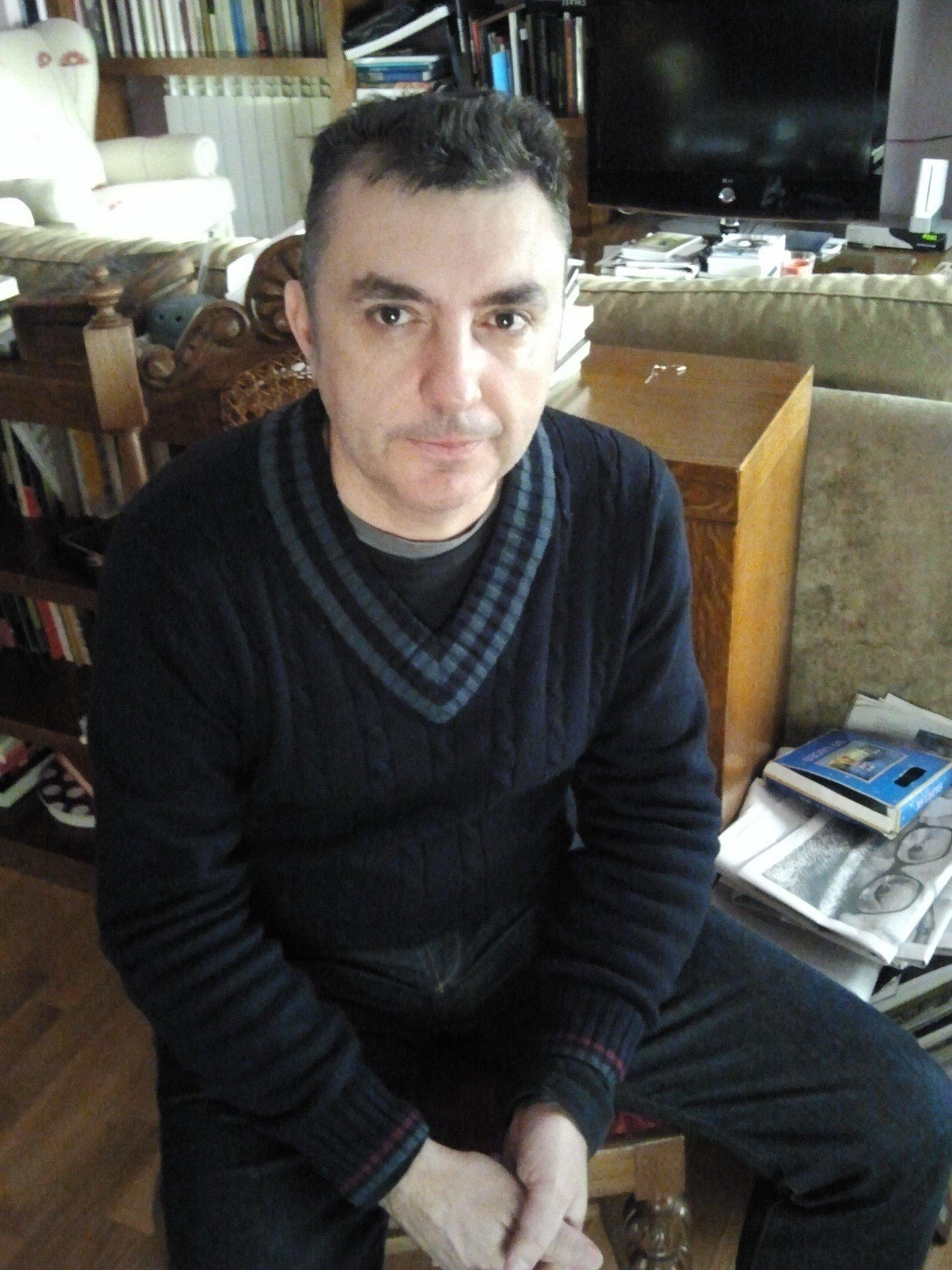 Manuel Vilas presenta este martes su nueva novela »Los inmortales» en Sevilla