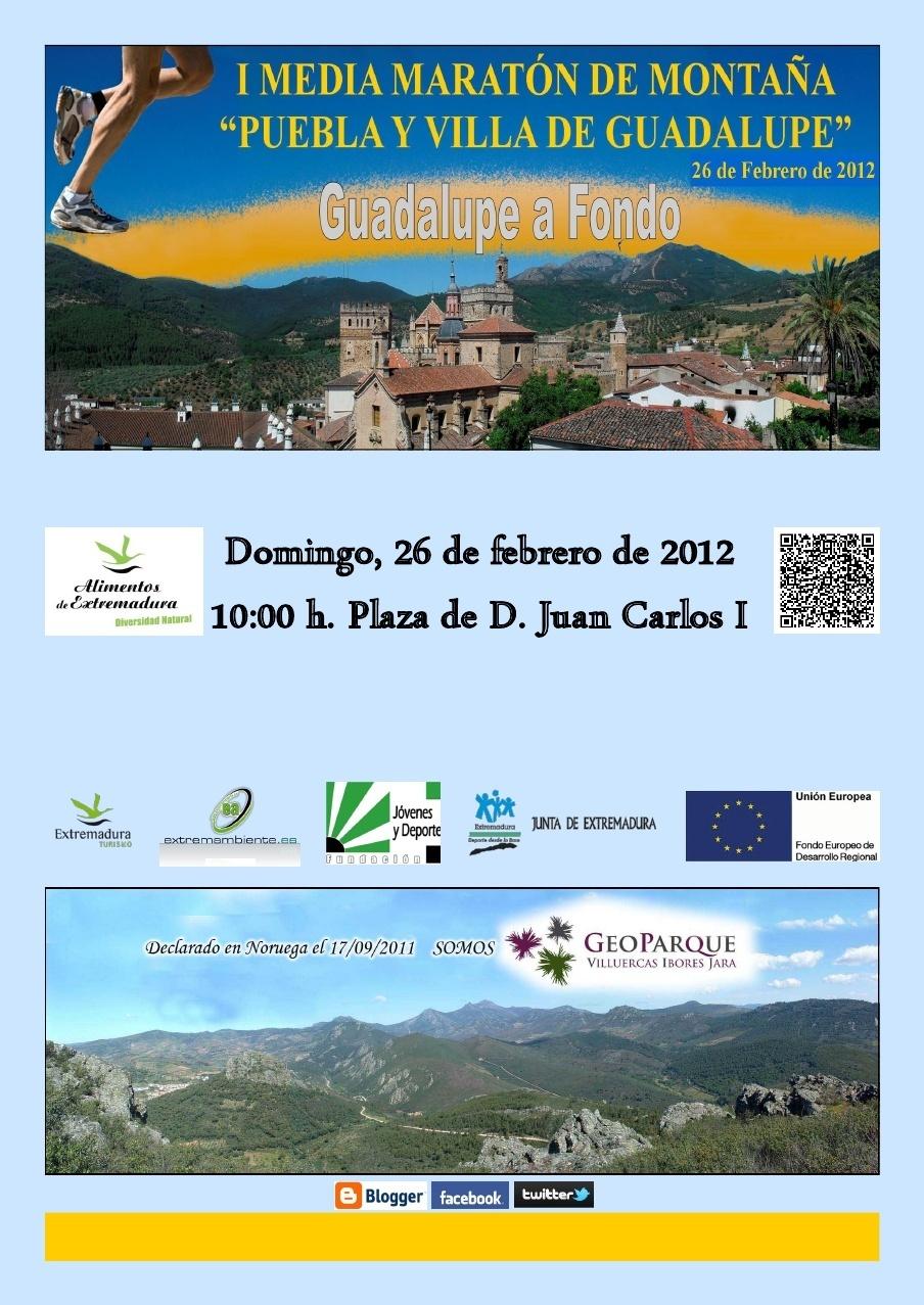 La I Media Maratón »Puebla y Villa de Guadalupe» se celebrará sobre un recorrido de 22 kilómetros
