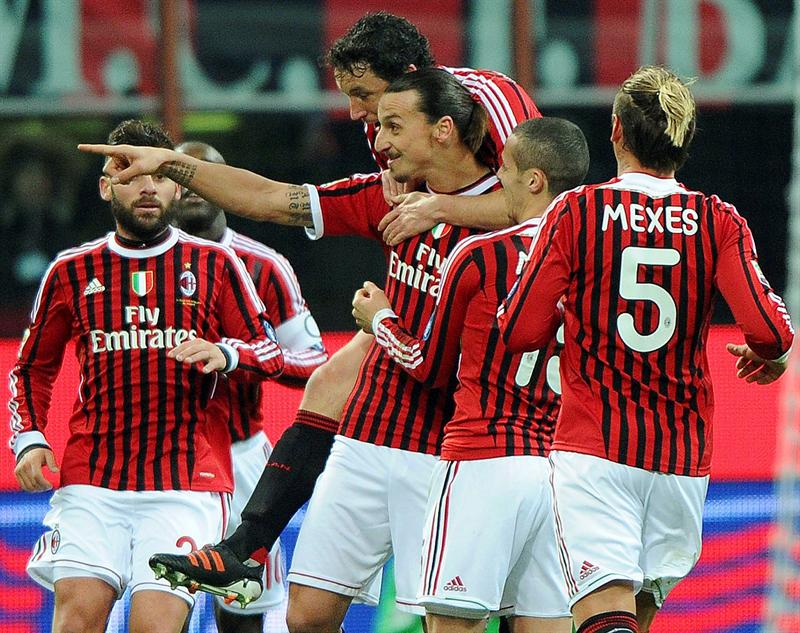 El Milán le pisa los talones a la Juve
