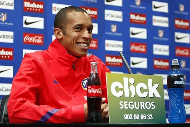 Miranda afirma que «Simeone ha cambiado la mentalidad de algunos jugadores»