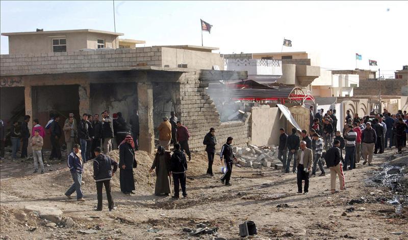Una ola de violencia en Irak desde la retirada de EEUU deja 434 muertos