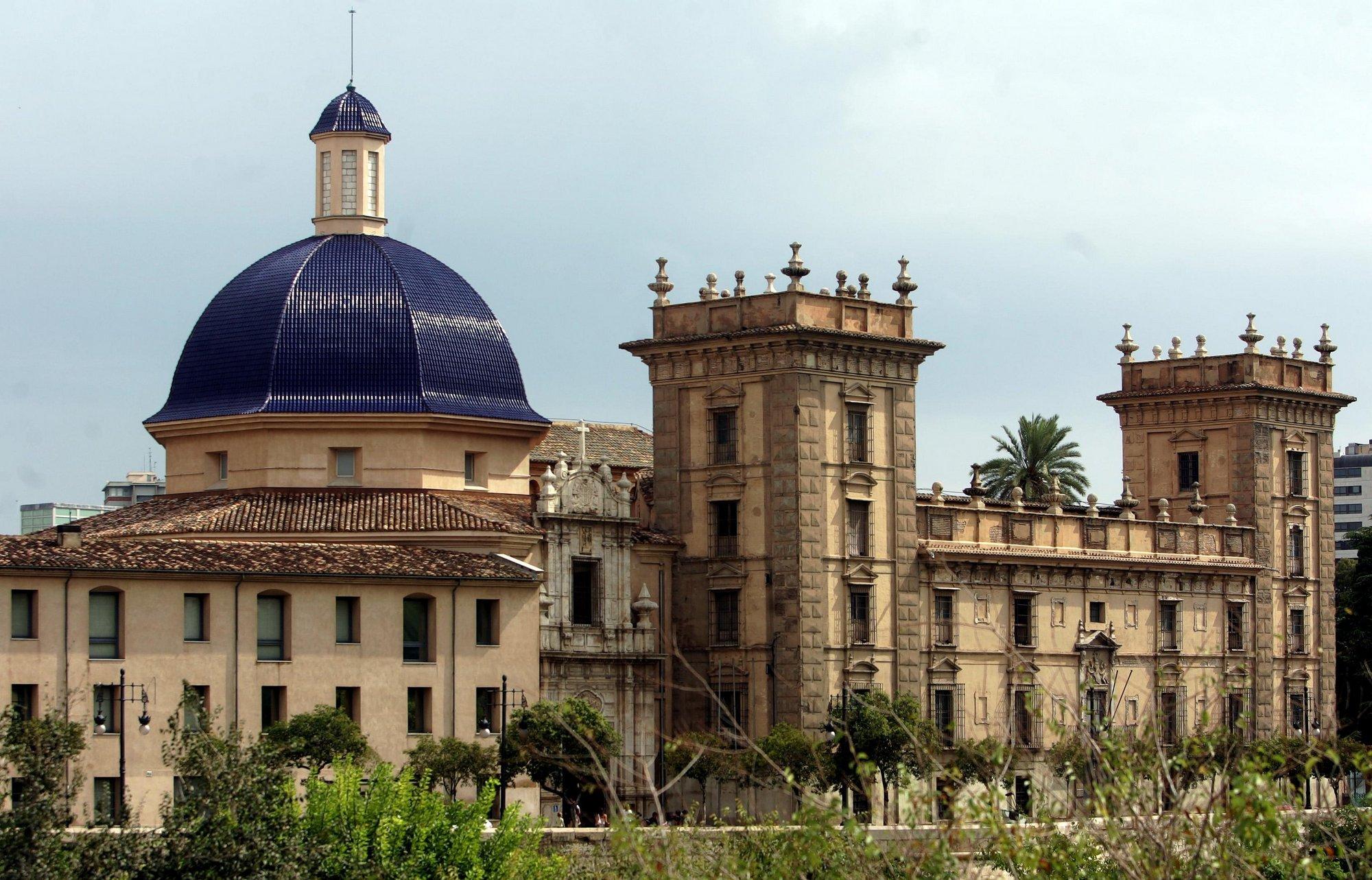 El Museo de Bellas Artes San Pío V abre todos los días para atraer nuevos visitantes
