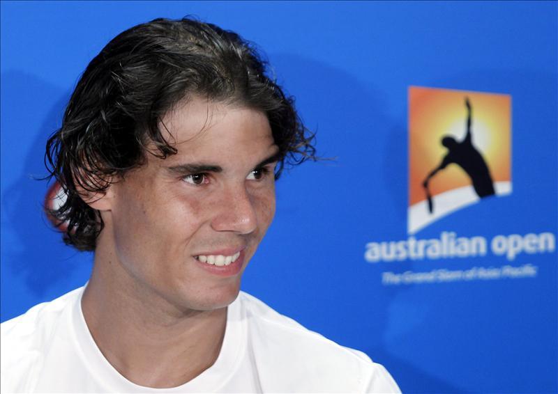 Toni Nadal: «Rafael debe estar acertado manteniendo un ritmo muy alto»