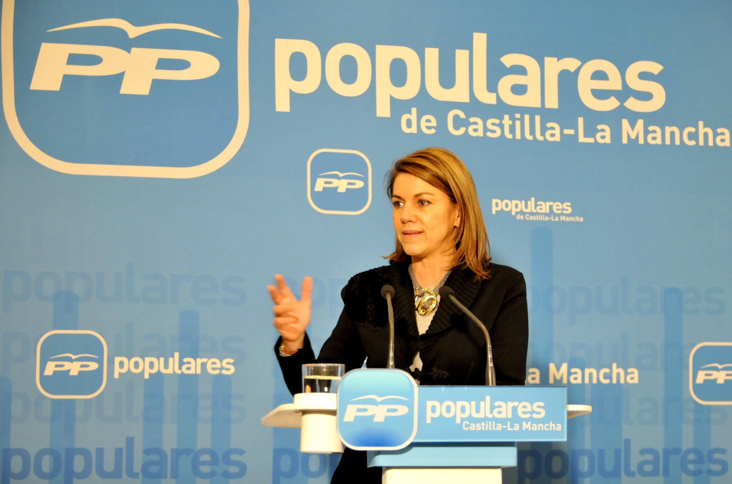 La delegación del PP de C-LM en el Congreso nacional de Sevilla contará con 350 afiliados, 235 de ellos compromisarios