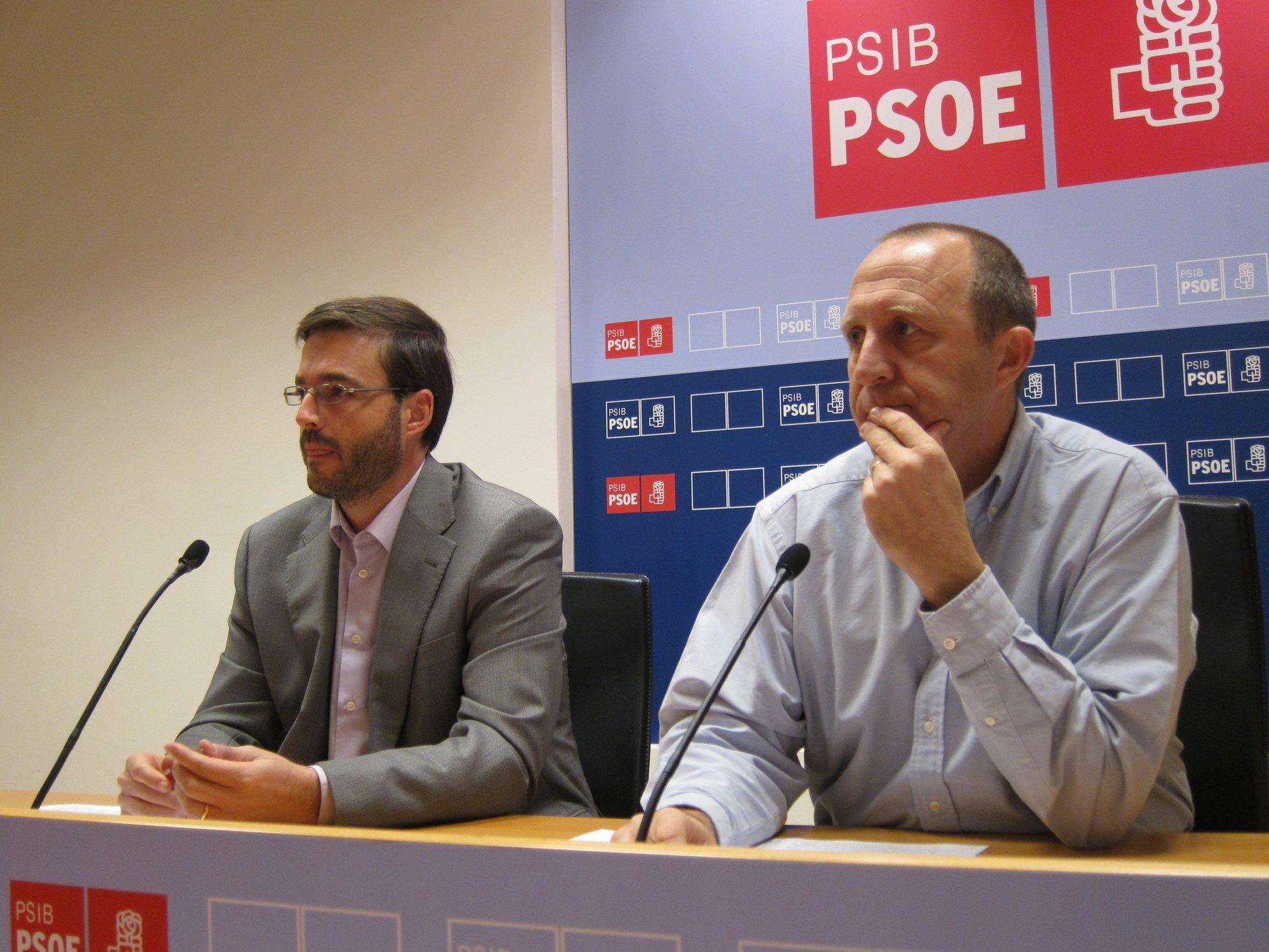 El PSIB de Palma critica que Garau tardara tanto en reunirse con los trabajadores de Emaya