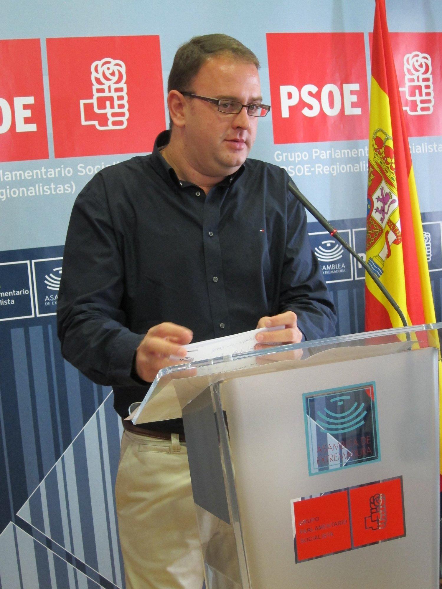 El PSOE pide una posición «conjunta» de Gobierno, partidos y agentes sociales y económicos ante el recorte a renovables