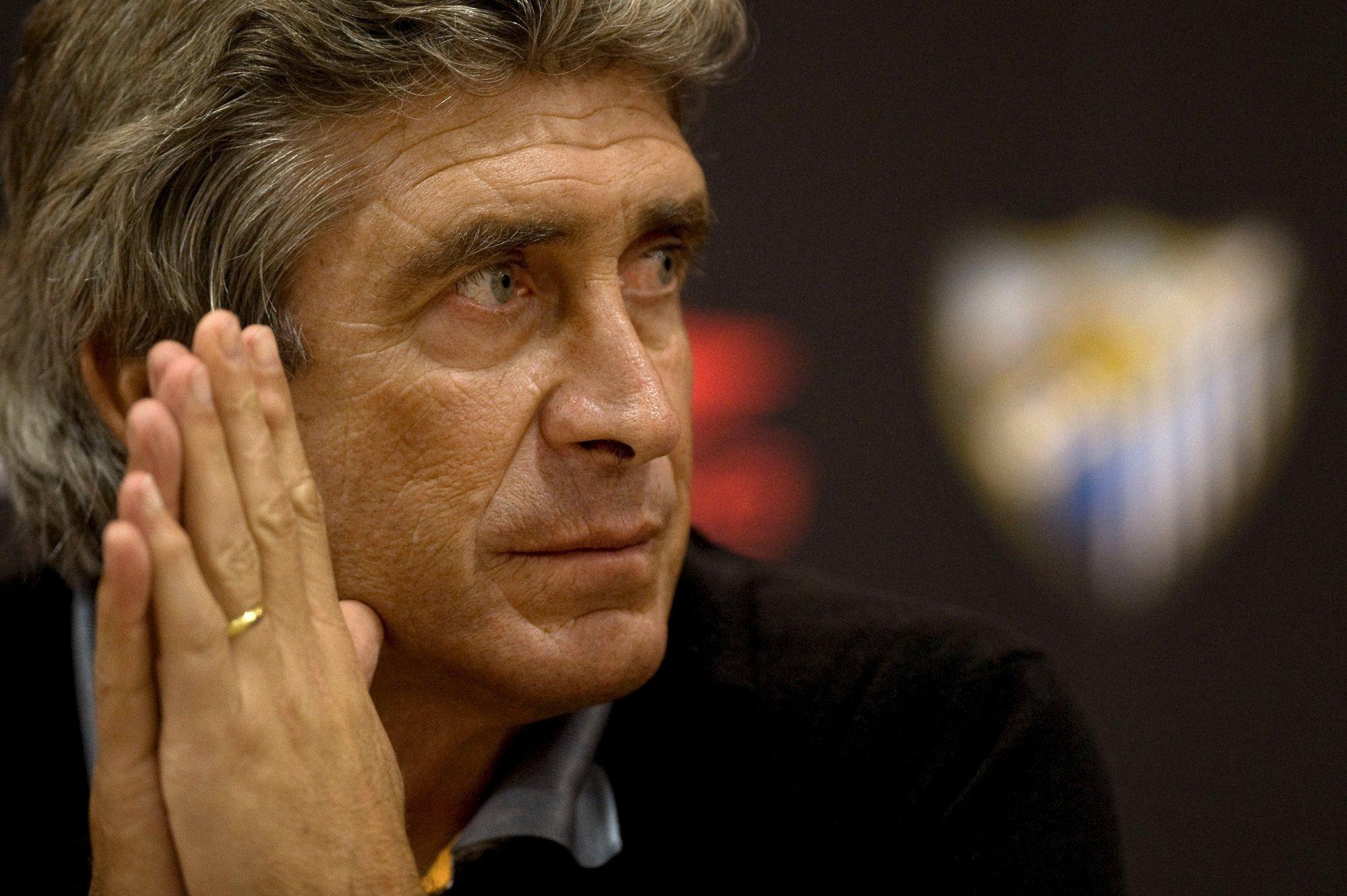 Pellegrini: «Tenemos mucha confianza en dejar los tres puntos en casa»