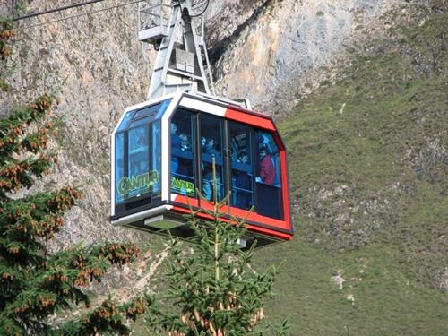 El Teleférico de Fuente De estará de nuevo operativo a partir del 3 de febrero tras la parada para su revisión técnica