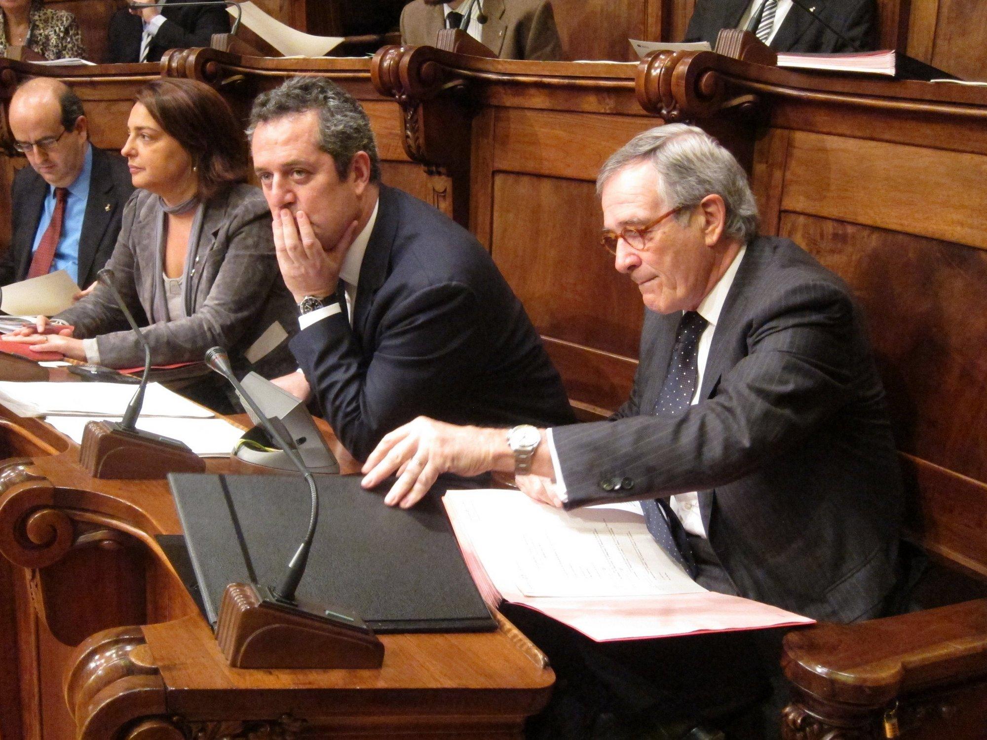 Trias asegura que seguirá apostando por internacionalizar El Prat pese al cierre de Spanair