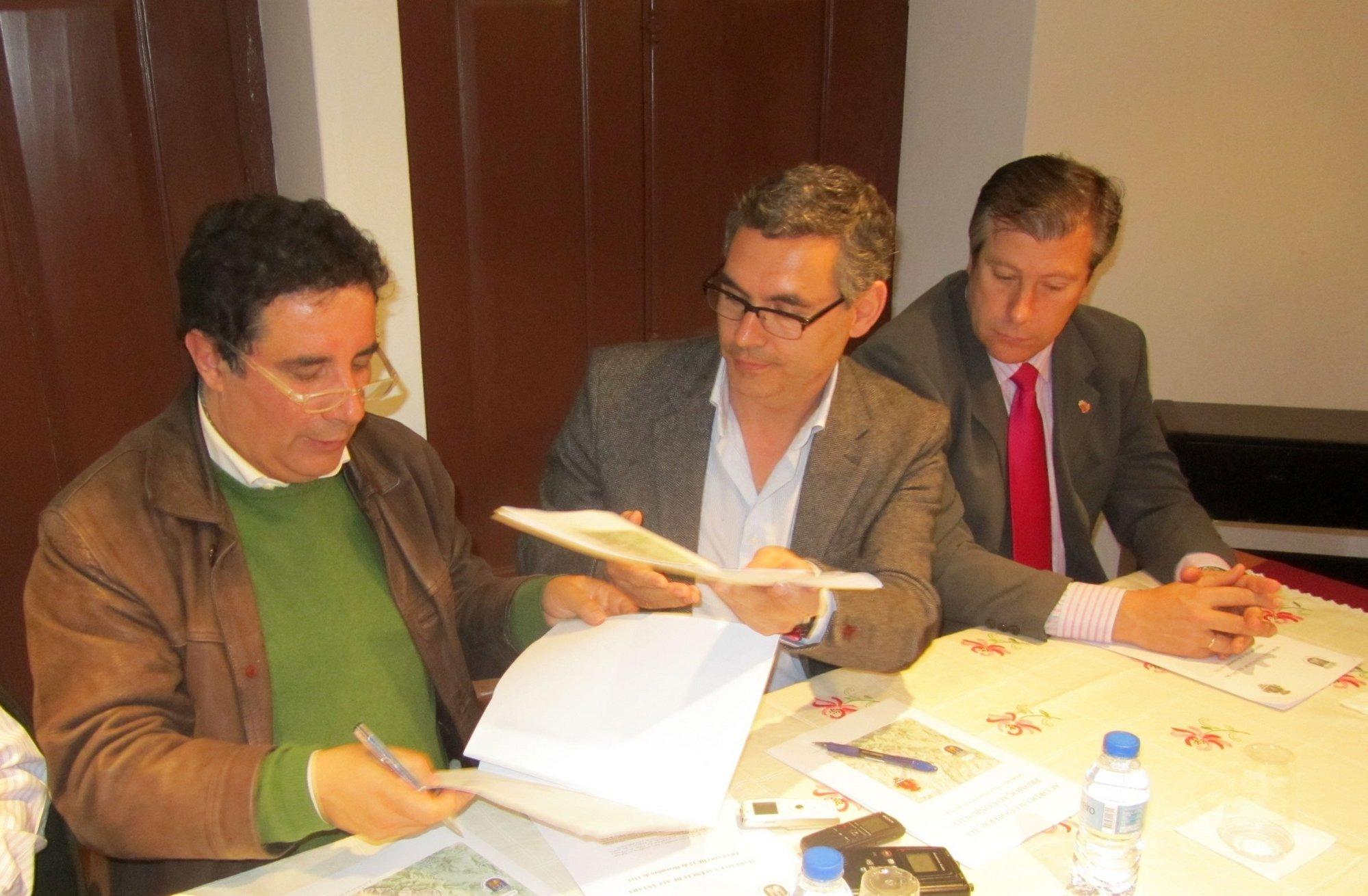 Valencia de Alcántara (Cáceres) y Marvao (Portugal) colaborarán en materia cultural, social y turística