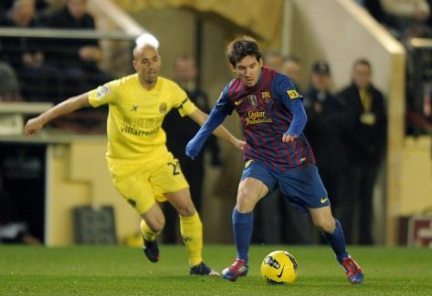 Así vivimos el Villarreal 0 – Barcelona 0