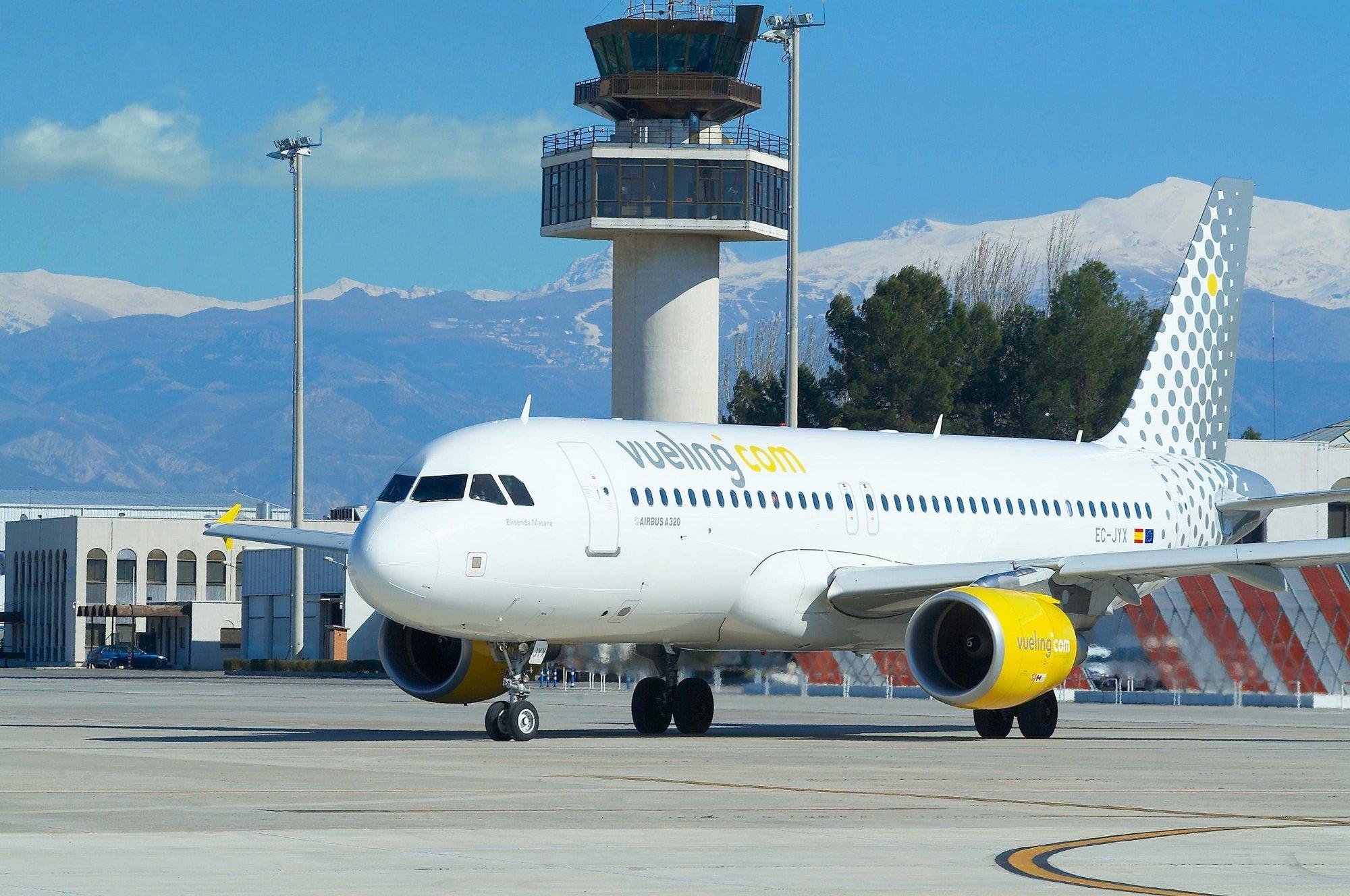 Vueling aumentará frecuencias de forma permanente en 15 rutas nacionales, entre ellas la Barcelona-Madrid