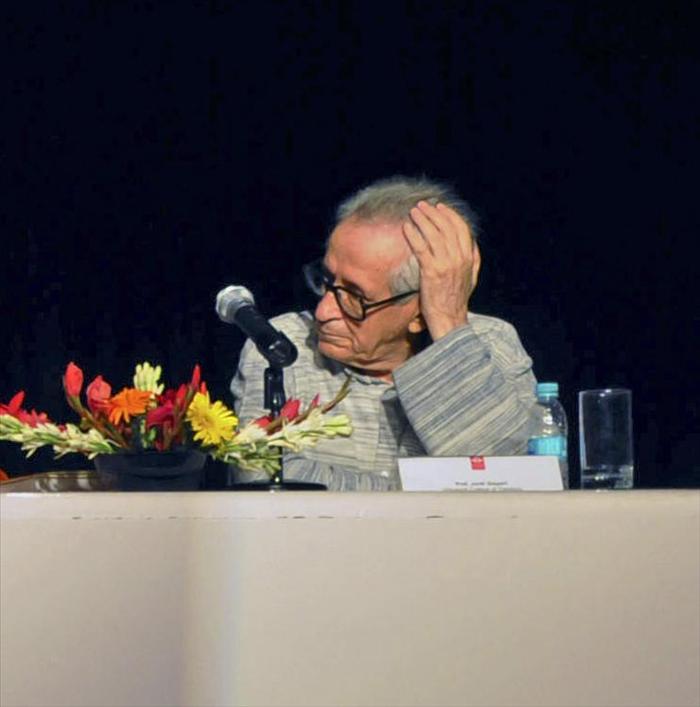 El artista Jordi Gispert lleva a la India el «paisaje más largo del mundo»