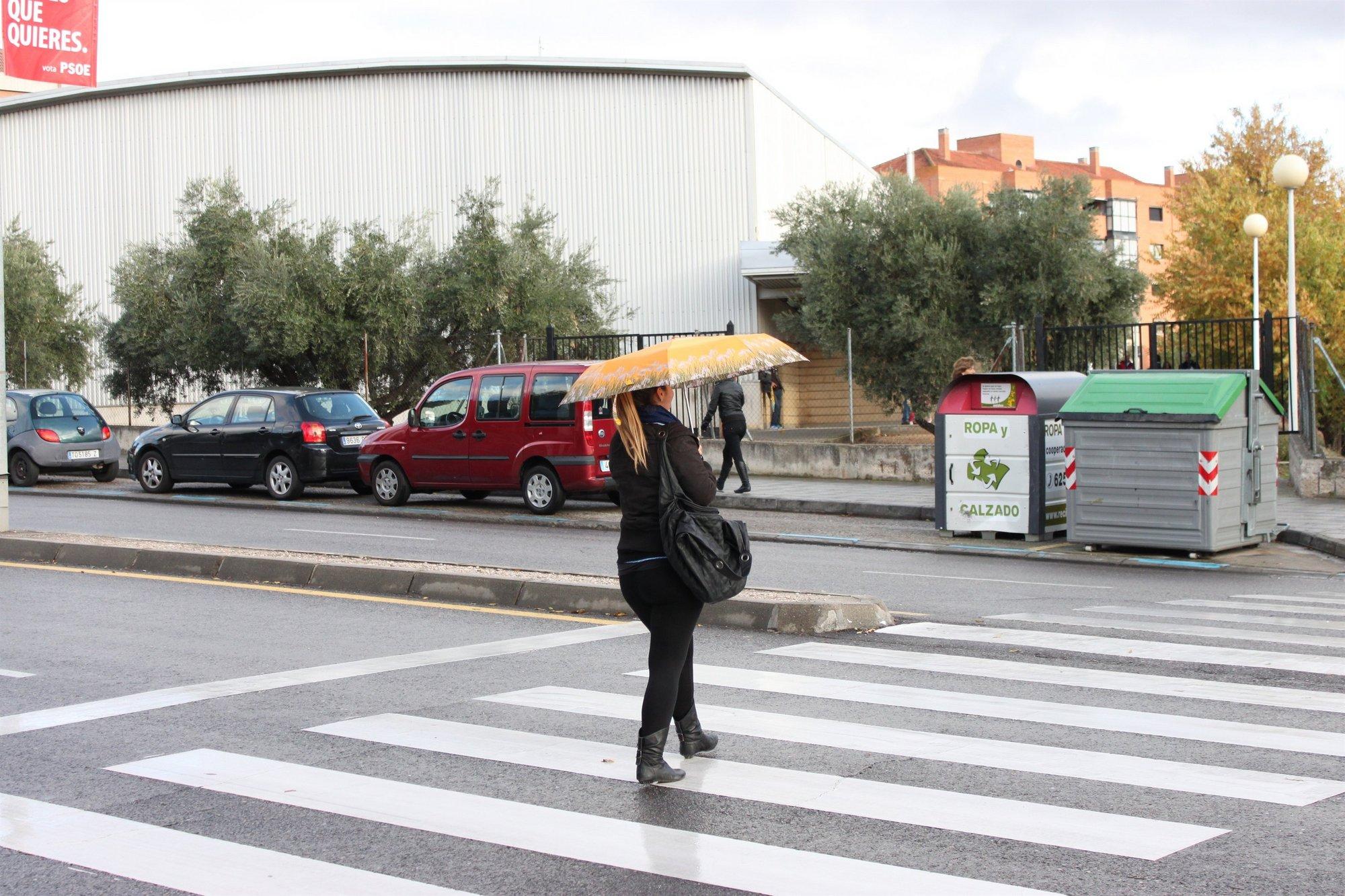 Las lluvias dejan hasta 50 l/m2 en Pinet y 49 en Simat de la Valldigna (Valencia)