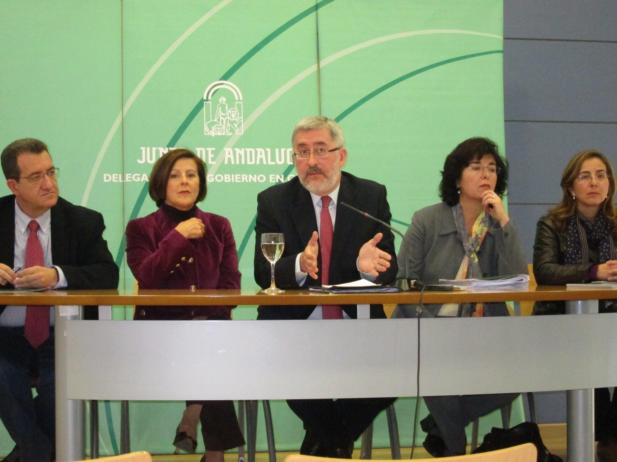 Un total de 43 municipios se repartirán los 1.194 Megavatios eólicos priorizados por la Junta
