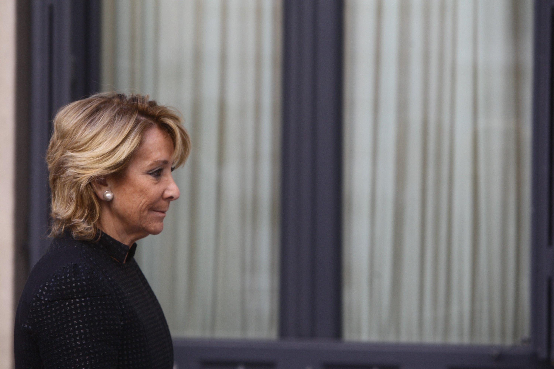 Aguirre presenta, junto con los diseñadores, la 55 edición de la Mercedes-Benz Fashion Week Madrid