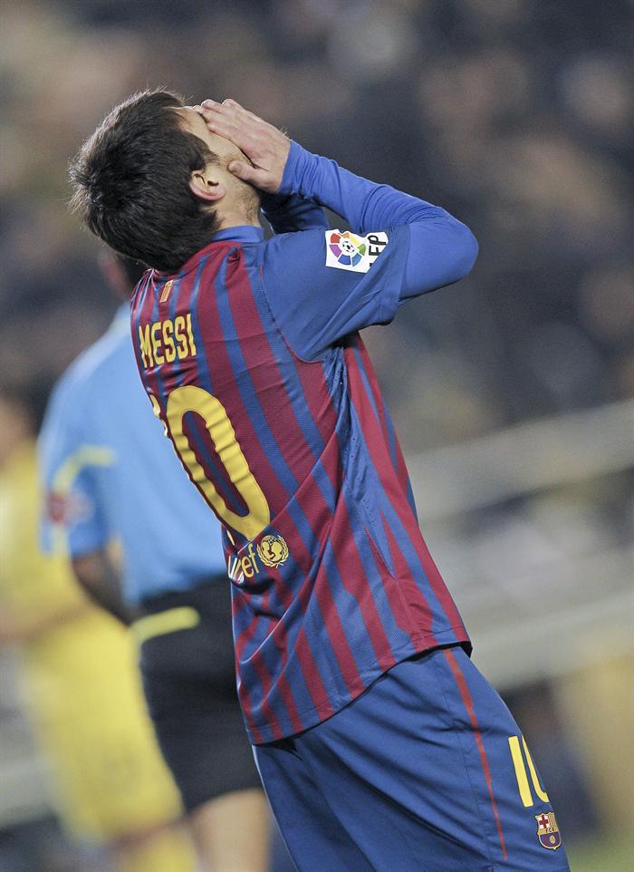 El Barcelona es un drama fuera de casa